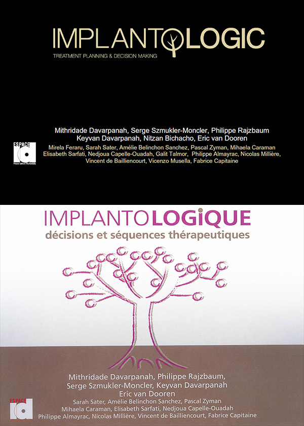 Publications implantologie et implants dentaires